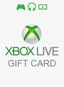 Xbox Live Gift Card TR