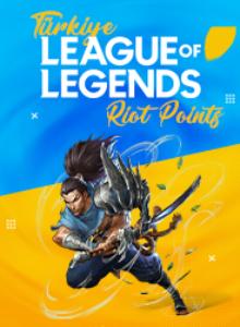 League of Legends Riot Points - LoL RP Satın Al