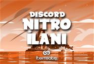 Discord Boostlu Nitro [35 TL]