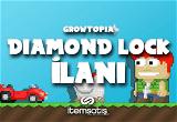 Growtopia Diamond Lock 2X Adet