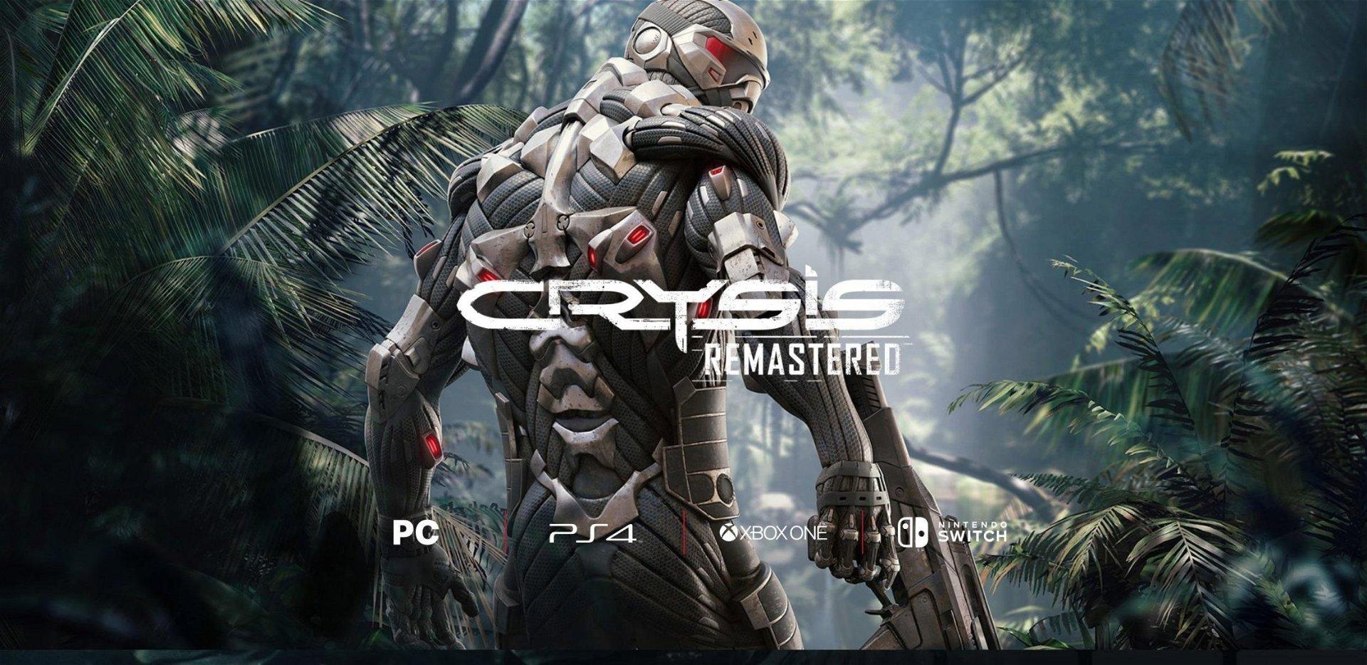 Crysis Remastered Duyuruldu.