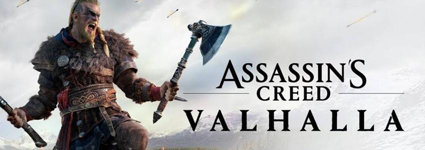 Assassin's Creed Valhalla Duyuruldu. Çıkış Tarihi ve Fiyatı Belli Oldu.