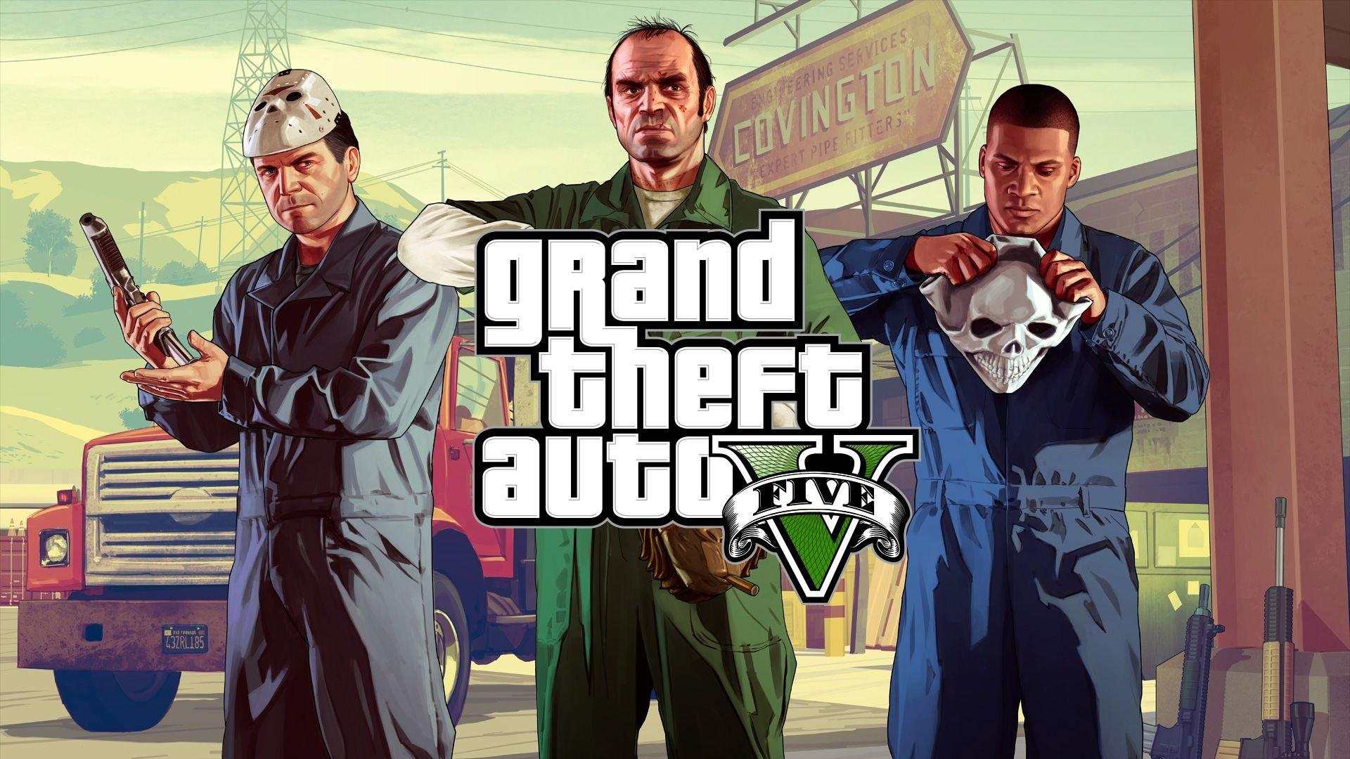 GTA 5 Epic Games Platformunda Bedava!