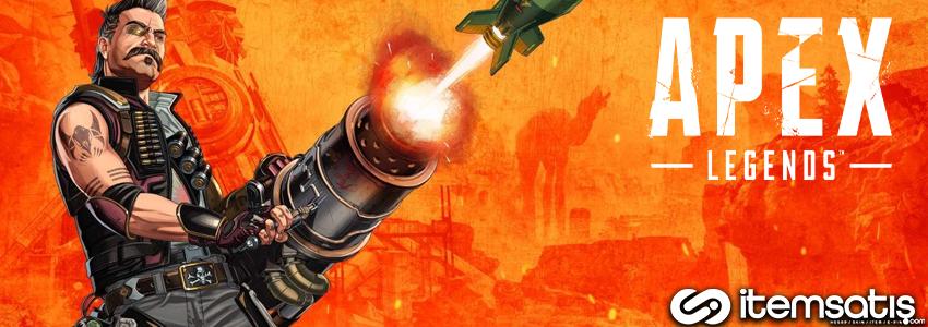 Apex Legends Steam'de Anlık Oyuncu Sayısı Rekoru Kırdı