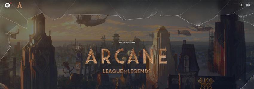 League of Legends Dizisi Arcane Çok Yakında Netflix'te