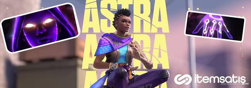 VALORANT'ın yeni ajanı Astra nasıl ortaya çıktı?