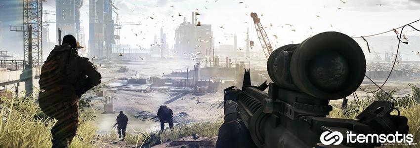 Battlefield 4'ün Sunucu Kapasitesi Arttırıldı