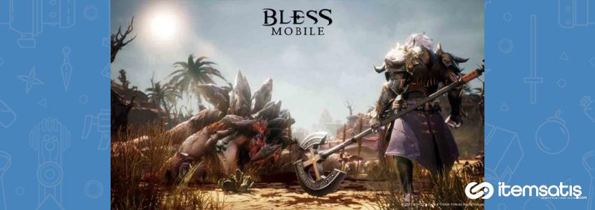 Unreal Engine 4 ile Geliştirilen Bless Mobile, Android ve iOS İçin Yayınlandı