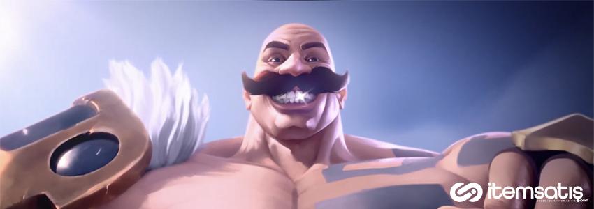 League of Legends Braum Oynanış Rehberi