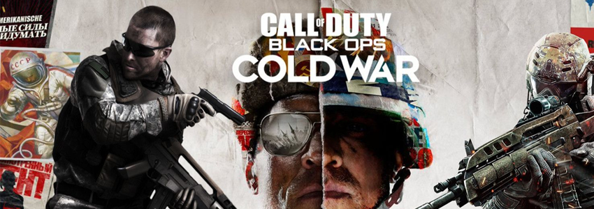 Call of Duty Black Ops: Cold War Multiplayer Fragmanı