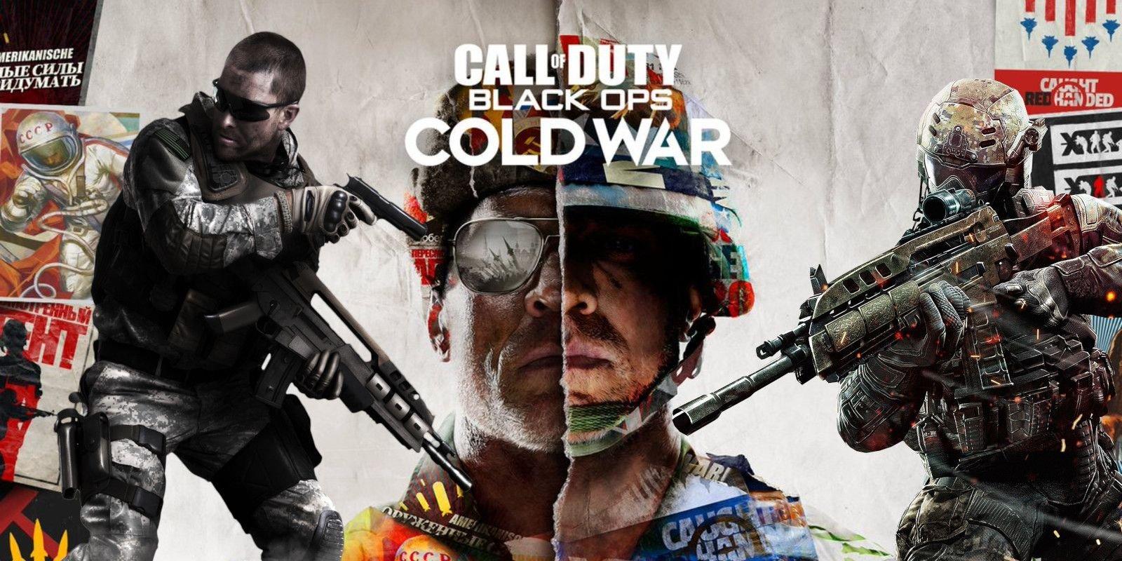 Call of Duty Black Ops: Cold War Multiplayer Fragmanı