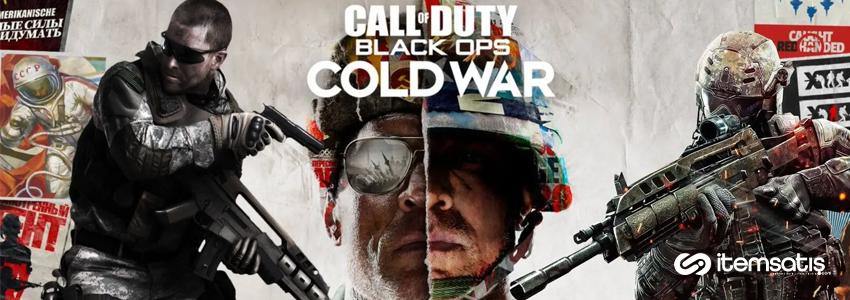Call of Duty Black Ops & Cold War 1. Sezon Tanıtımı