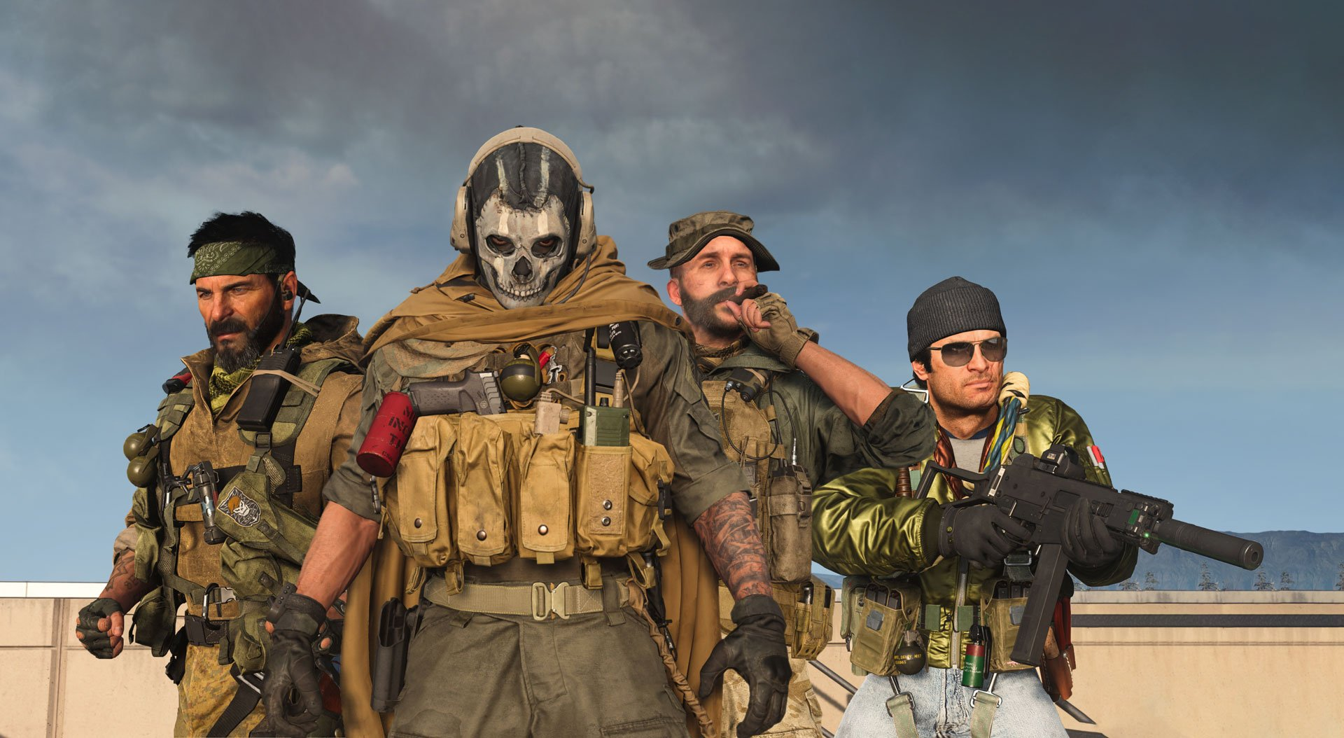 Call of Duty: Warzone Yeni Sezon ve Yeni Harita Geliyor!