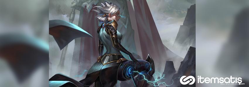 League of Legends Camille Oynanış Rehberi
