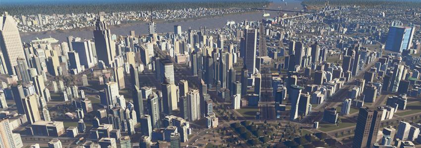 Cities: Skylines, Epic Games Store'da Ücretsiz