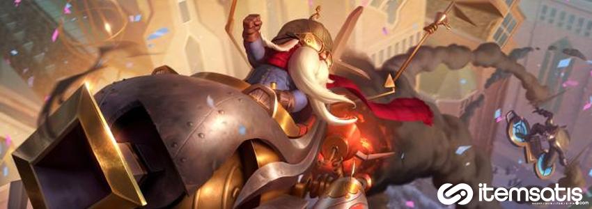 League of Legends Corki Oynanış Rehberi