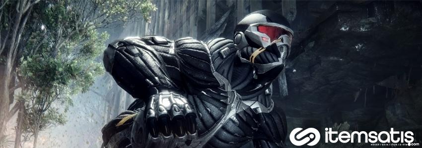 Yeni Bir Crysis Oyunu Silinen Bir Videoda Açığa Çıktı