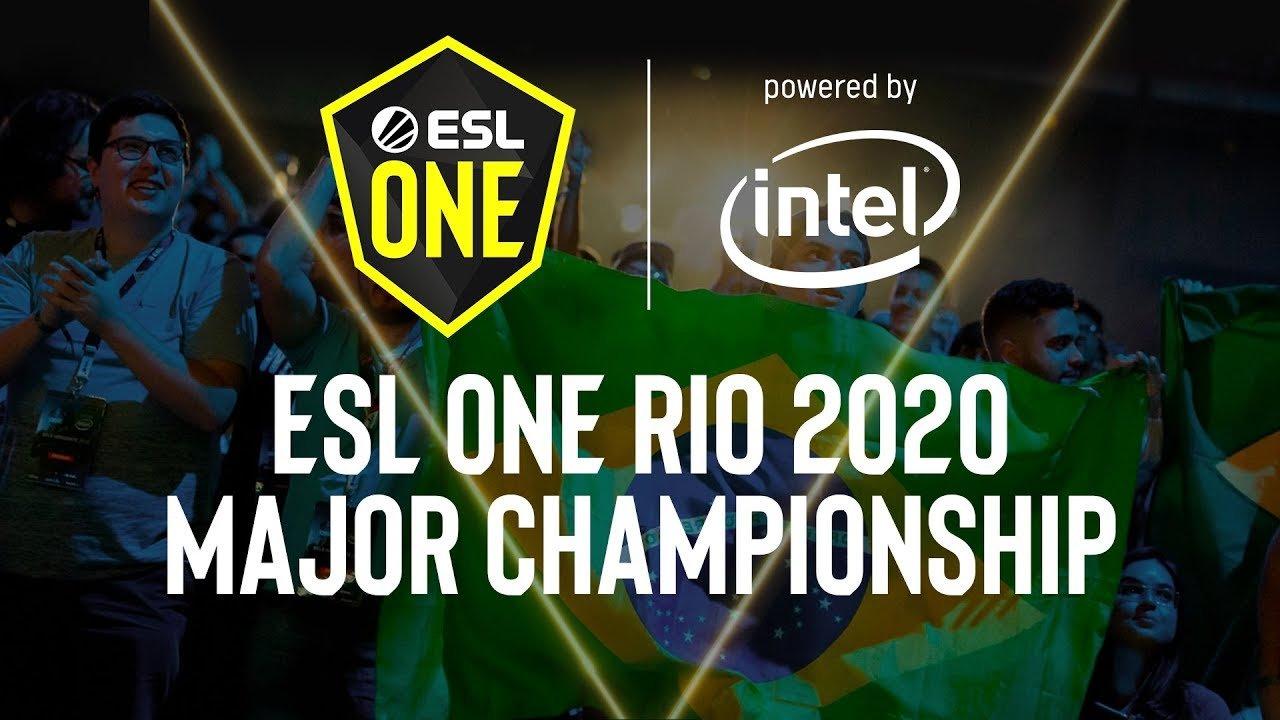 CS:GO Rio Major turnuvası pandemi nedeniyle iptal edildi.