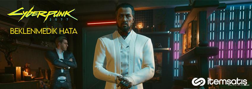 Cyberpunk 2077 1.1 Güncellemesinde Yepyeni Bir Hata Ortaya Çıktı