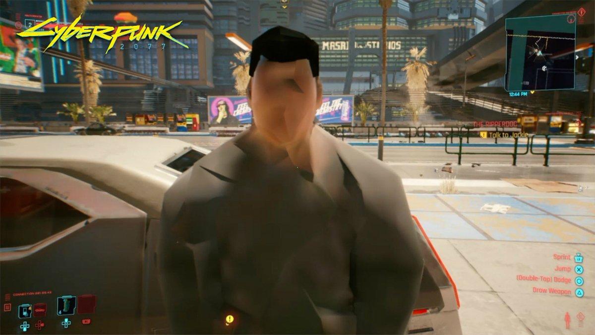 Cyberpunk 2077 PS4'de Düzgün Çalışmıyor