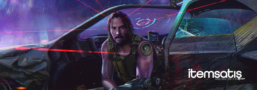 Cyberpunk 2077 Steam'de Rekora Koşuyor!