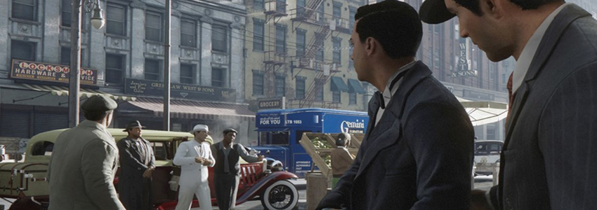 Mafia 1 Remake Oynanış Videosu