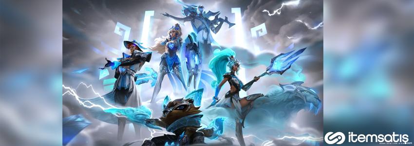 Damwon Gaming 2020 Worlds Kostümleri Tanıtıldı