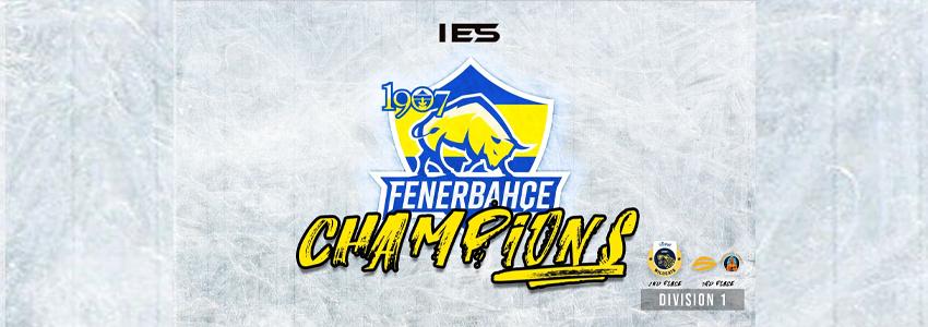 1907 Fenerbahçe Espor, IE-S 2K League Sezon 3 Avrupa Şampiyonu Oldu!