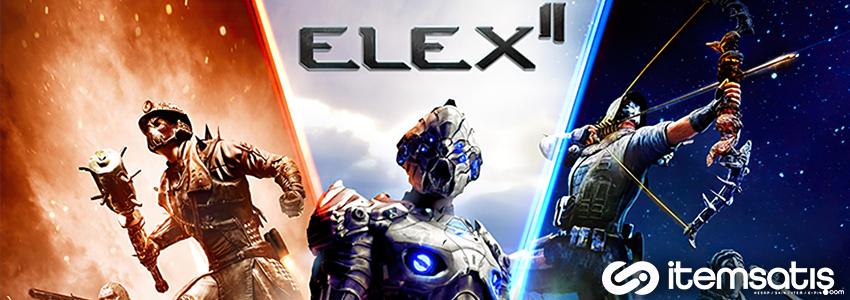 Ödüle Doymayan ELEX'in İkinci Oyunu Duyuruldu