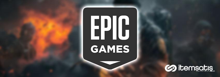 Yine Epic Games Yine Ücretsiz Oyun!