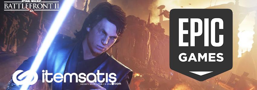 Epic Games, 280₺ Değerinde Oyunu Bedava Vericek