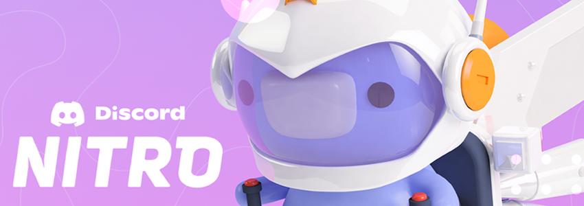 Epic Games Ücretsiz Discord Nitro Kampanyası