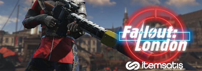 Fallout 4'ün Yeni Modu Fallout: London'dan Yayınlandı