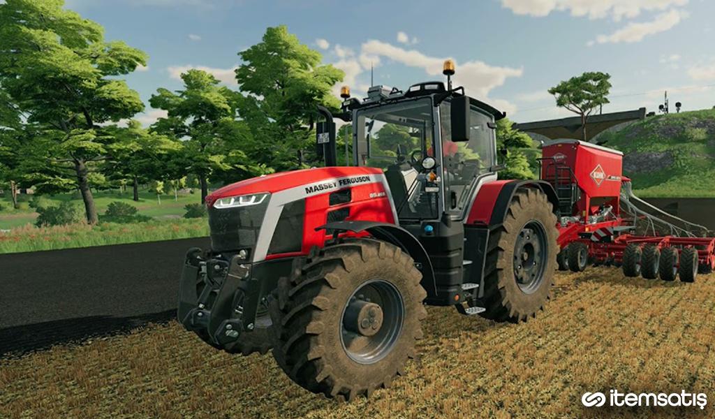 Farming Simulator 2022 Sistem Gereksinimleri Açıklandı