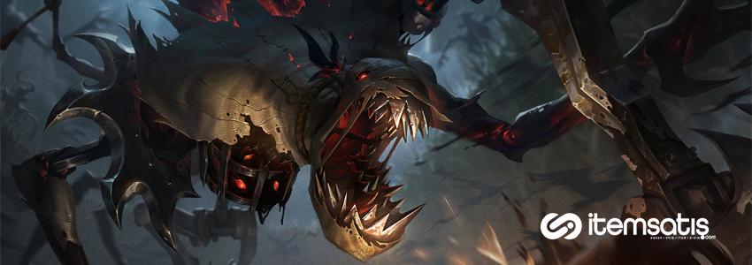 League of Legends Fiddlesticks Oynanış Rehberi