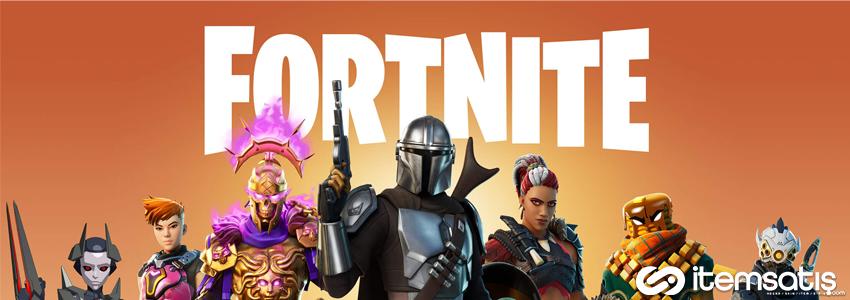 Epic Games Twitter'da Şifreli Fortnite Gönderileri Paylaştı