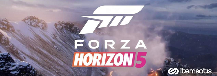 Forza Horizon 5 Oyun Fragmanı ve Çıkış Tarihi Açıklandı