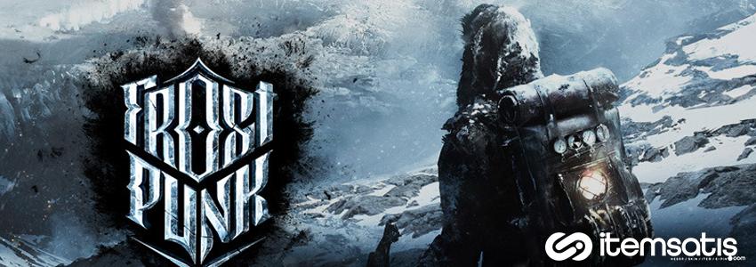 Frostpunk Epic Games'te Ücretsiz Oldu