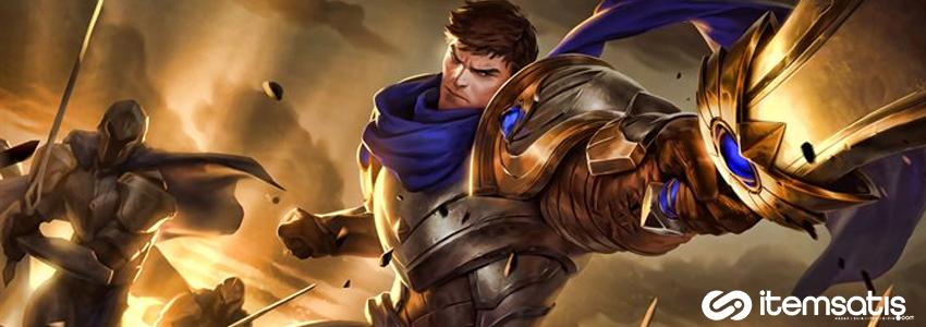 League of Legends Garen Oynanış Rehberi