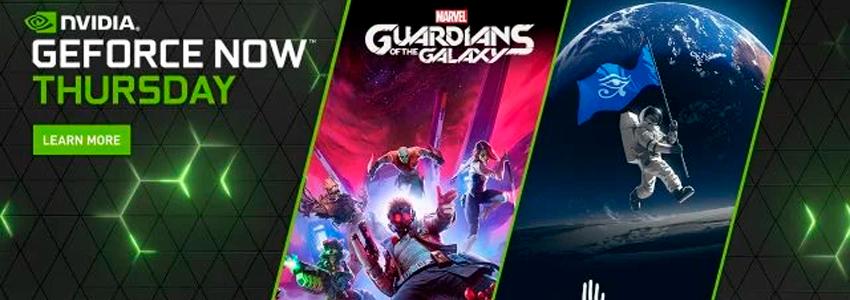 GeForce NOW Kütüphanesine 10 Yeni Oyun Daha Geliyor