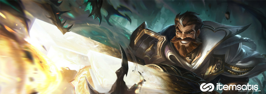 League of Legends Graves Oynanış Rehberi