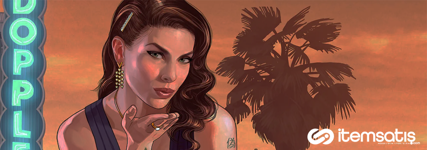 GTA 6'da Kadın Karakter Geleceği İddia Ediliyor