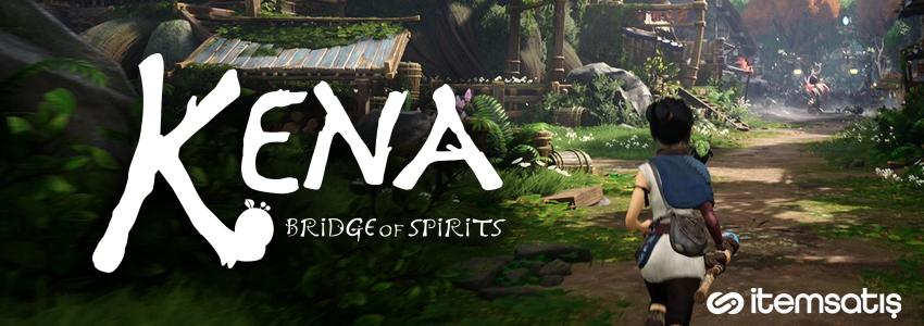 Kena Bridge of Spirits oynayış videosu yayınlandı