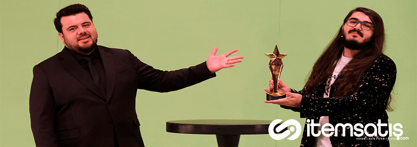 Kendine Müzisyen En İyi Yayıncı Ödülünü Aldı