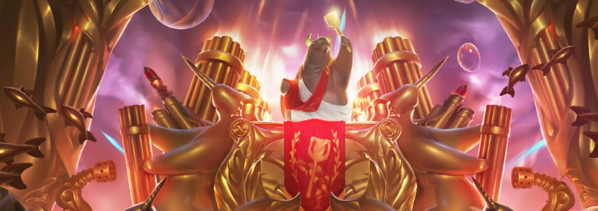League of Legends URF Oyun modu aktif!