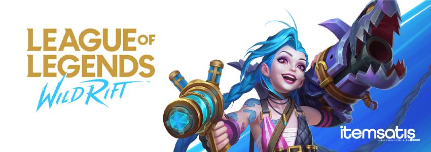 League of Legends Wild Rift Açık Betası Açıldı