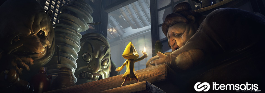 Steam, Little Nightmares'ı Ücretsiz Yaptı