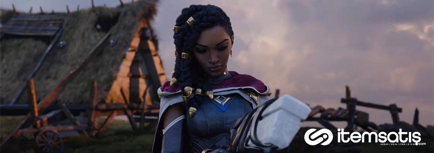 League of Legends 2021 Sezonu Yayınının Fragmanı Yayınlandı