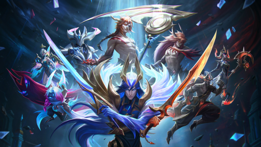 League of Legends Yeni Şafak ve Gece Kostümlerinin Duyurusu Yayınlandı