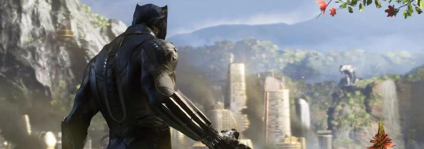 Marvel's Avengers Black Panther - War for Wakanda Duyuruldu